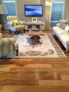 Big River Engineered Spotted Gum